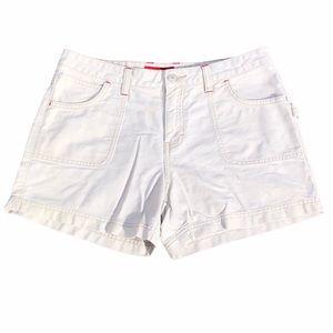 Union Bay Khaki Carpenter Denim Shorts size 11